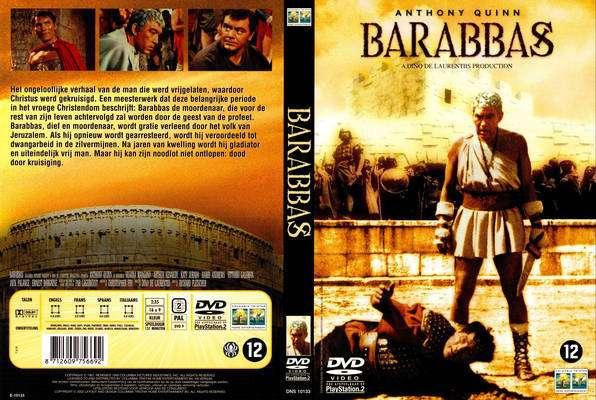 [Phim] Tướng Cướp Barabbas | Barabbas 1961