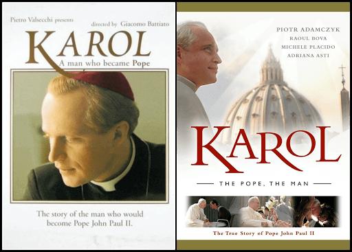 [Phim] Từ Karol Wojtila Đến Giáo Hoàng | Karol: A Man Who Became Pope 2006