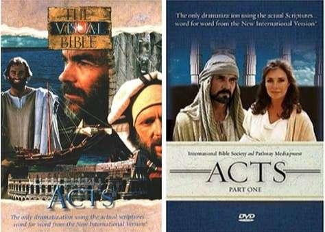 [Phim] Công Vụ Tông Đồ | The Visual Bible: Acts 1994
