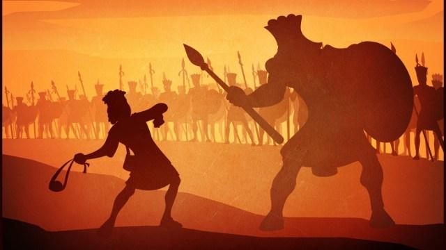 Davít Và Golilat
