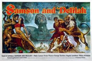 Samson Và Dalilah [Phim hoạt hình]