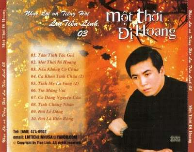 TienLinh03-MotThoiDiHoang