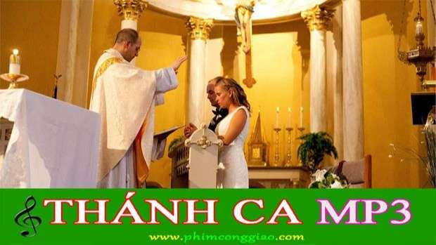Tuyển chọn những bài Thánh ca hay nhất về Lễ cưới