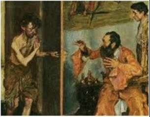 Tuần 99: Tin Mừng theo Thánh Luca (chương 14-19)