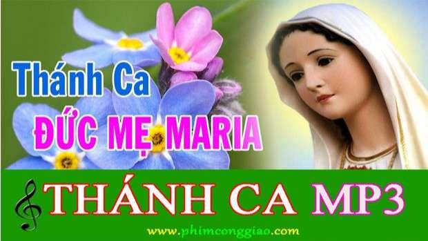 Thánh Ca Về Mẹ Maria | 50 Bài Hát Thánh Ca Hay Nhất Về Đức Mẹ Maria