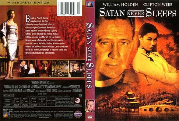 [Phim] Satan không bao giờ ngủ | Satan never sleeps 1962