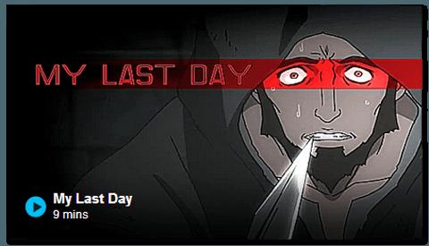 [Phim] Ngày cuối cùng của tôi | My last day 2014