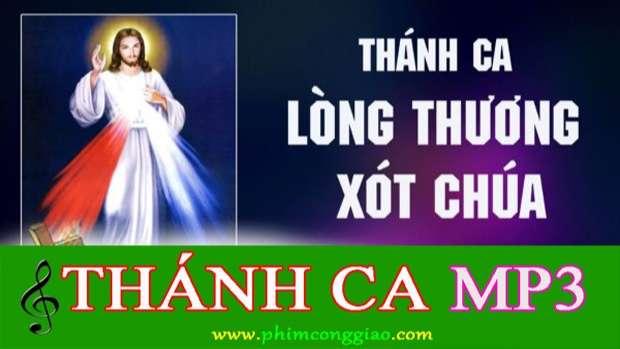 Album Thánh ca về lòng Chúa thương xót