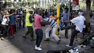 Giáo Hội Năm Châu:  20/04 – 27/04/2015: Tình trạng bạo lực dã man với người nước ngoài tại Nam Phi