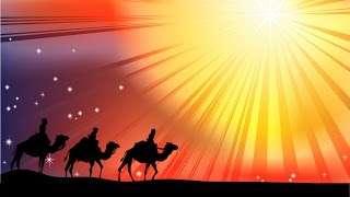 Suy niệm cùng với Đức Thánh Cha Phanxicô: 18/12-24/12/2014: Câu chuyện Ba Vị Đạo Sĩ