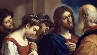 Suy niệm cùng với Đức Thánh Cha Phanxicô: 21-27/08/2014 Chuyện người phụ nữ bị bắt về tội ngoại tình