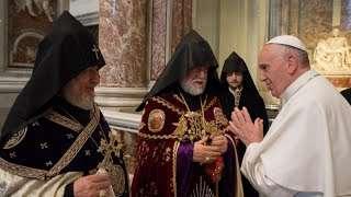 Thế Giới Nhìn Từ Vatican 09/04 – 15/04/2015: Tưởng niệm 100 năm tội ác diệt chủng người Armenia