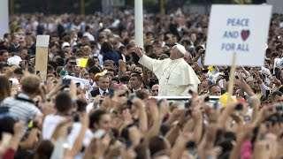 Thế Giới Nhìn Từ Vatican 19 – 25/09/2014 – Những hình ảnh đẹp trong chuyến tông du Albania