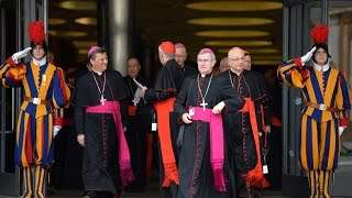 Thế Giới Nhìn Từ Vatican 22 – 28/10/2015: Tóm lược Phúc trình chung kết Thượng Hội Đồng Giám mục