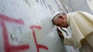 Thế Giới Nhìn Từ Vatican 24/05 — 29/05/2014 – Phần I Đức Thánh Cha thăm  Amman và Bethlehem