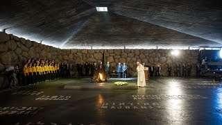 Thế Giới Nhìn Từ Vatican 24/05 — 29/05/2014 – Phần II: Đức Thánh Cha thăm Jerusalem