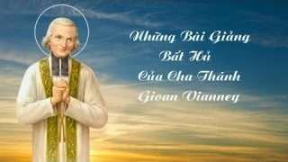 Những bài giảng của Cha Thánh Gioan Vianney