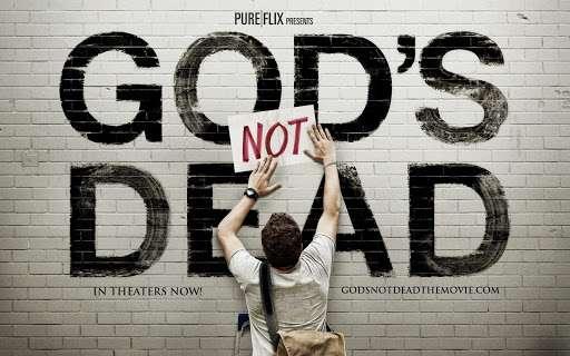 [Phim] Chúa không chết | God's Not Dead