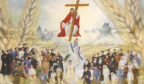 Bài giảng Chúa nhật 33 TN: Các Thánh tử đạo Việt Nam