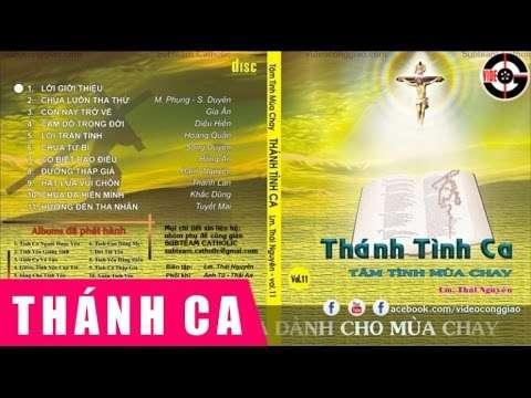 Thánh Ca Mùa Chay | (Thánh Tình Ca) Lm. Thái Nguyên