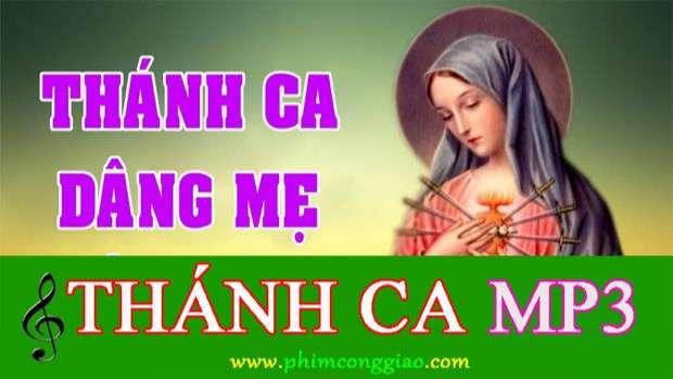 Thánh Ca Dâng Mẹ Mùa Chay | Những Bài Hát Sám Hối Mùa Chay Hay Nhất