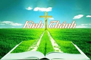 Đáp án câu hỏi trắc nghiệm Kinh Thánh