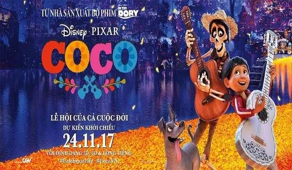 [Phim] Coco Hội ngộ diệu kỳ