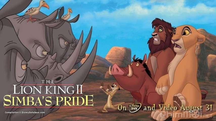 [Phim] Vua Sư Tử 2: Niềm kiêu hãnh của Simba