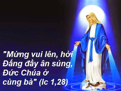 Tín điều Đức Maria Vô Nhiễm Nguyên Tội
