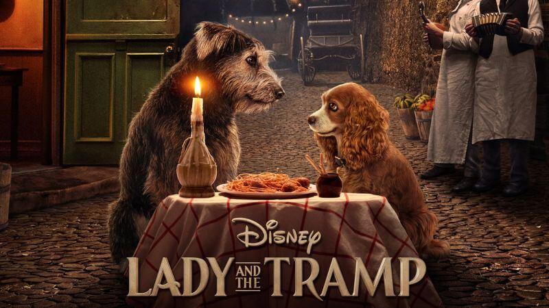[Phim] Tiểu thư và chàng lang thang | Lady and the Tramp | 2019