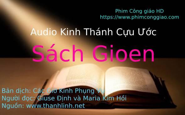 Audio sách Giôen | Kinh Thánh MP3