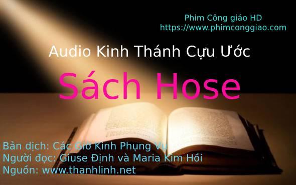 Audio Sách Hôsê | Kinh Thánh MP3