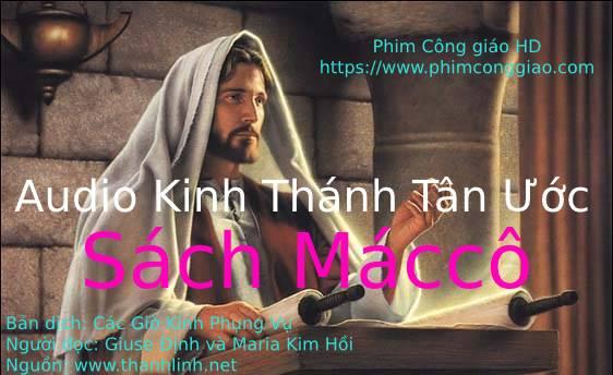 Audio sách Máccô | Kinh Thánh MP3