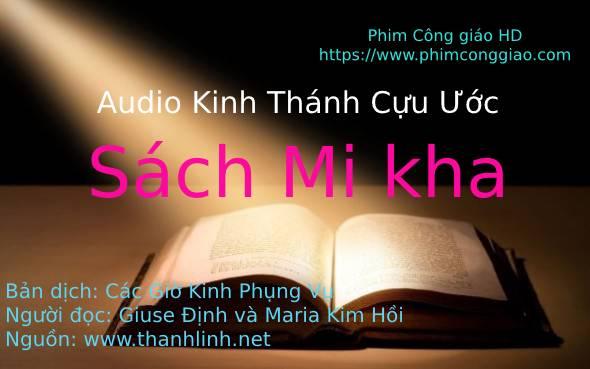 Audio Sách Mikha | Kinh Thánh MP3
