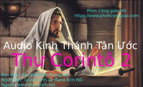 Audio Thư Côrintô 2 | Kinh Thánh MP3