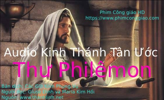 Audio Thư Philêmon | Kinh Thánh MP3