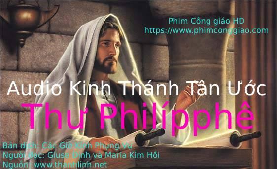 Audio Thư Philípphê | Kinh Thánh MP3