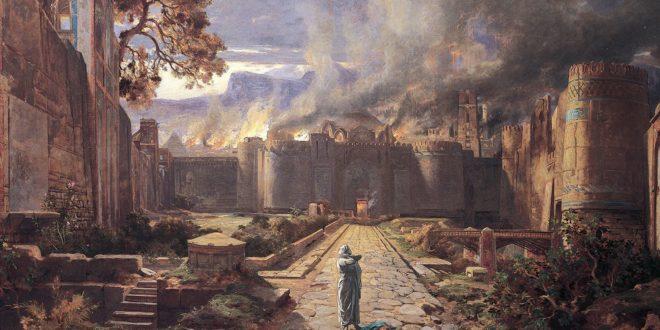 [Video] Khảo cổ thành Xơ-đôm và thành Gô-mô-ra