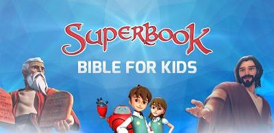[Phim hoạt hình] Quyển sách diệu kỳ | Superbook (2011)