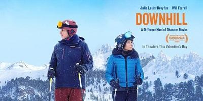 [Phim] Xuống dốc | Downhill 2020