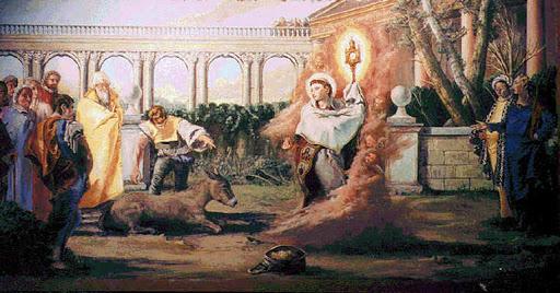 Thánh ANTÔN PADUA Linh mục và tiến sĩ Hội Thánh (1195-1231)