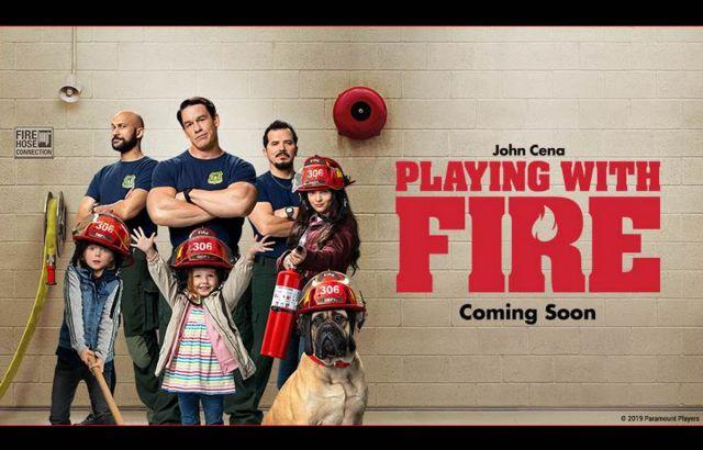 [Phim] Đùa với lửa | Playing With Fire (2019)