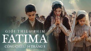[Phim] Đức Mẹ Fatima | Fatima 2020