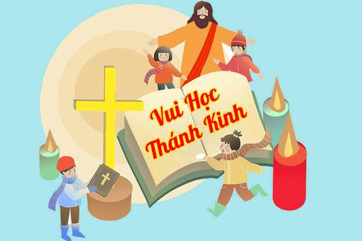 [Phim hoạt hình] Vui học Kinh Thánh