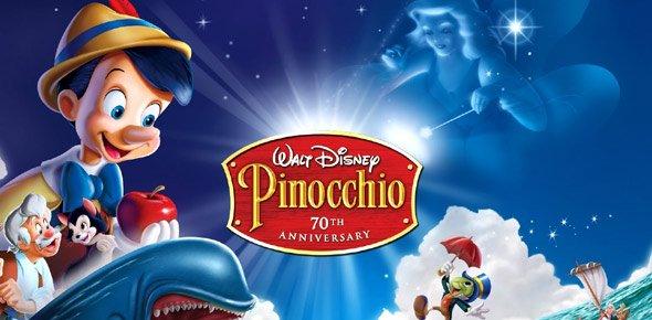 [Phim] Cậu bé người gỗ | Pinocchio 1940