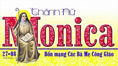 [Sách Audio] Gương sáng Thánh nữ Mônica