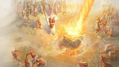 [Phim hoạt hình] Ê-li-a và các ngôn sứ Ba-an