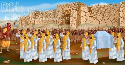 [Phim hoạt hình] Rahab và bức tường Giê-ri-khô